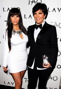 Kardashian Mother on Kim Kardashian Mother