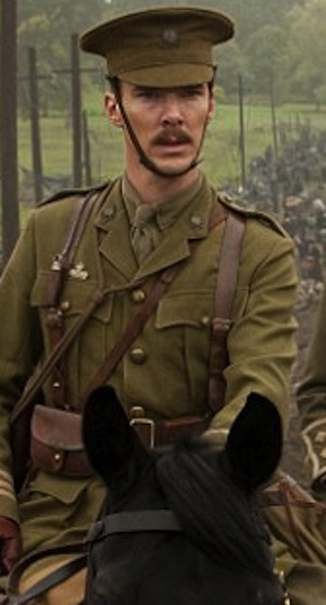 Benedict cumberbatch in war horse